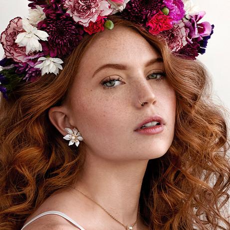 Sundas Ahearn: Grace of a Wildflower