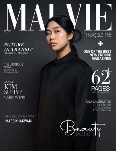 MALVIE Mag - Beauty Edition Vol. 18 JULY