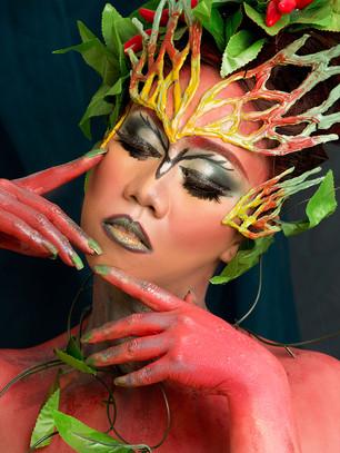 Jelmar Aragon Orig: I told myself someday I will be fabulous makeup artist