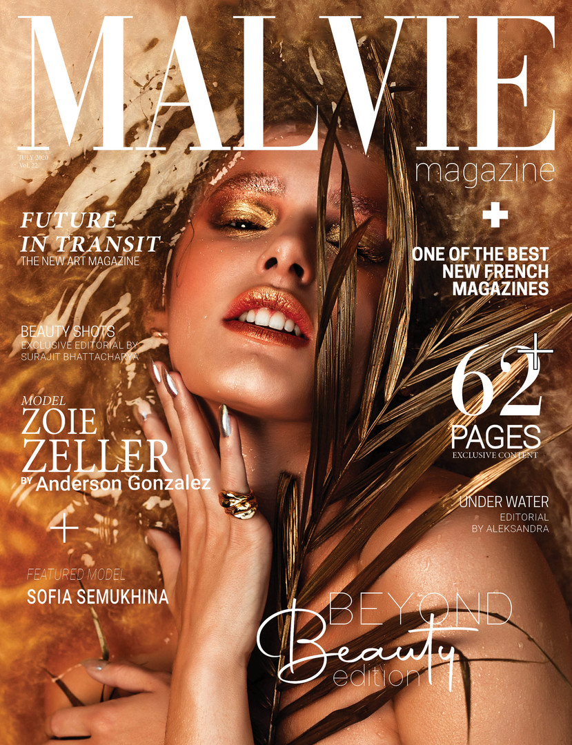 MALVIE Mag - Beyond Beauty Edition Vol.