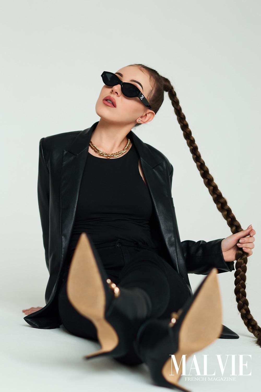 Photographer: Popozoglo Marina Model: Yana Bulgakova