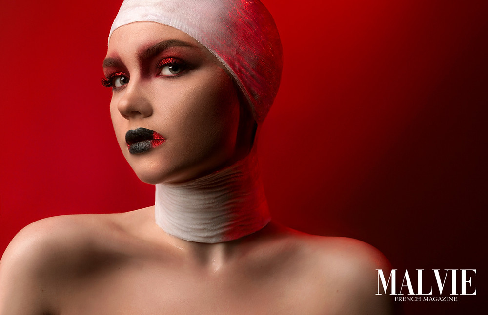 Photographer: DIVAR Model: Di_diana Retoucher: Liuba Sa Makeup Artist: Juliya Vitvickaya
