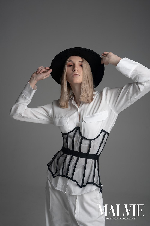 Wardrobe Stylist/Photographer: Voronina Elena Model:  Triumph Models Kaliningrad Makeup Artist: Vera Grishina