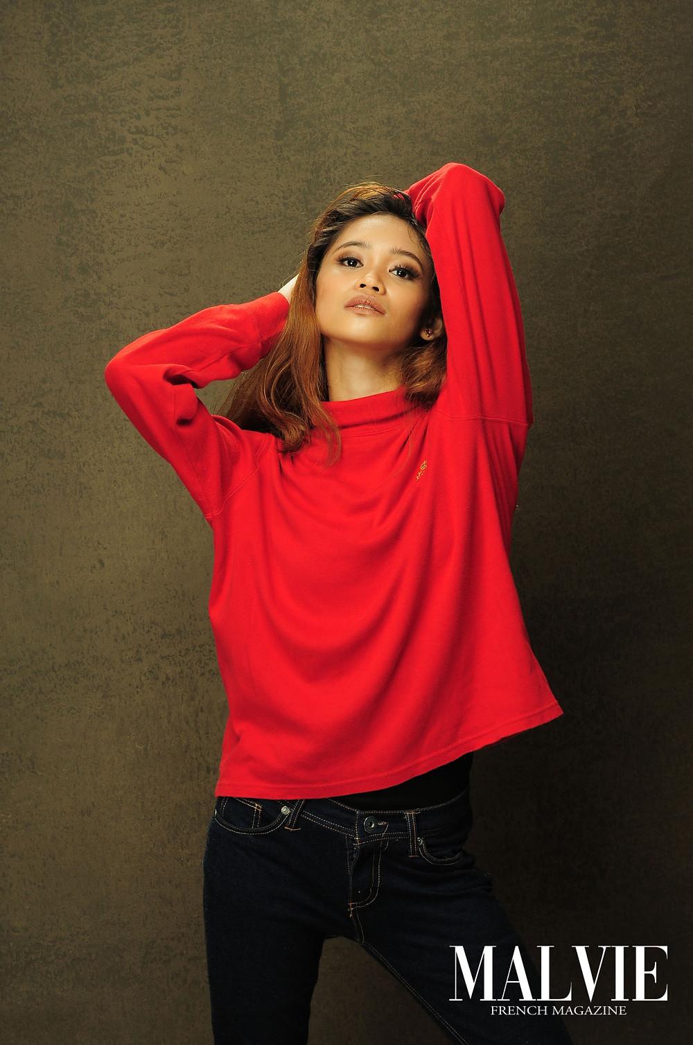 Model: Jeyca Arce Photographer: Jaypee Dela Cruz