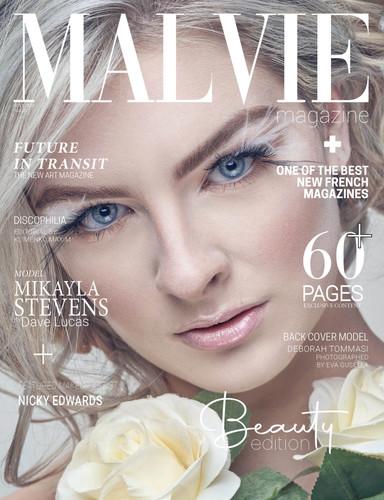 MALVIE Mag - Beauty Edition Vol. 21 JULY