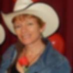 Chantal est l'animatrice de l'association de danse country d'Alès : texas country 30