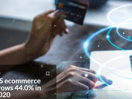 The 3 min digital hit - ecommerce going nuts!