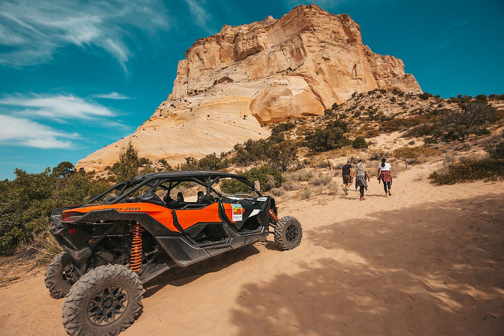 Thrill ATV Tours in Zion National Park