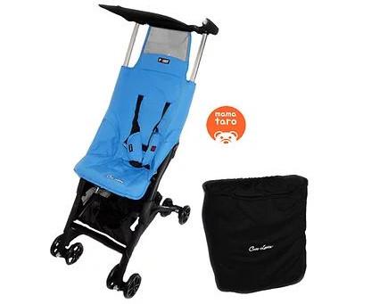Perbedaan Stroller Cocolatte Pockit