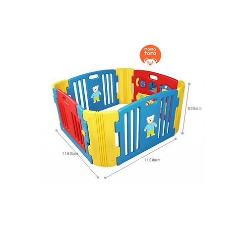 Haenim Play Yard Set C (4 Panels)