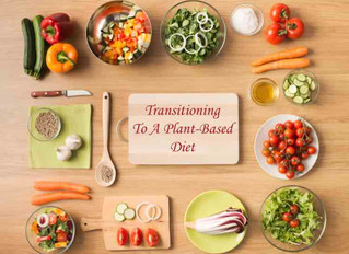 Transitioning to Plant-Based