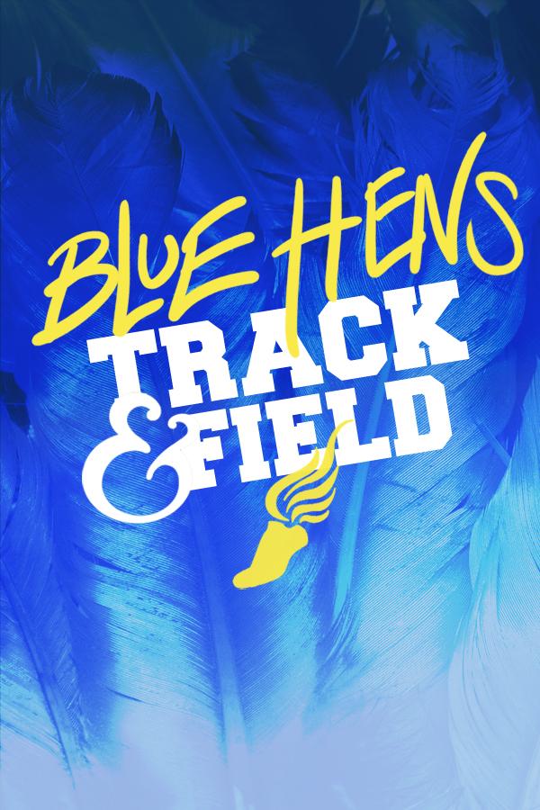 Delaware Blue Hens T&F