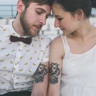 Matching Gabriel Tattoos London