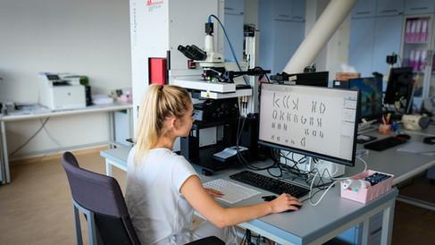 Novinka v cytogenetické laboratoři: Vyhledávačka mitóz urychlí stanovení karyotypu a zkrátí léčbu