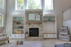 Metamora Fireplace