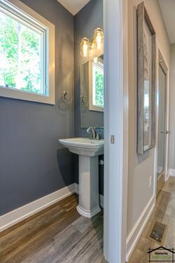 Metamora Half Bathroom