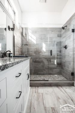 Washington Master Bathroom