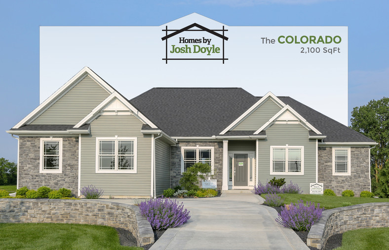 Homes By Josh Doyle Model Home Colorado
