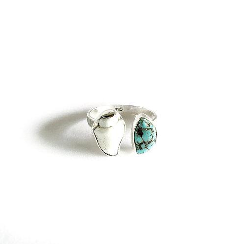 Turquoise Treasure - Size L -O