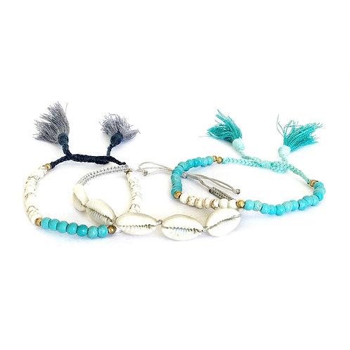 Bora Bora bracelets