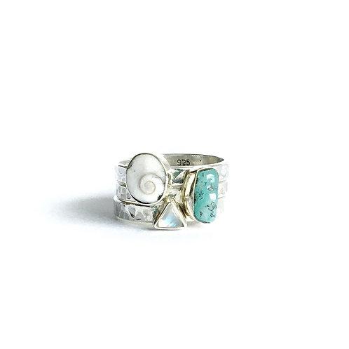 Moonstone Mermaid - Size L 1/2