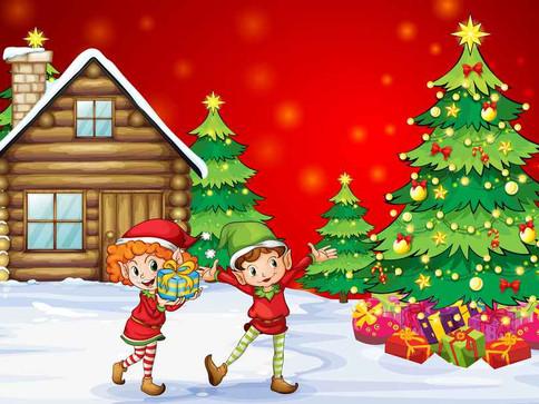 Elves Christmas Workshop Friday 13th Dec