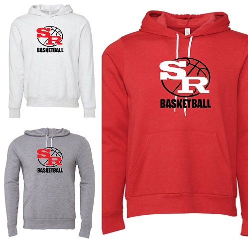 SR Basketball Hoodie (unisex & youth)