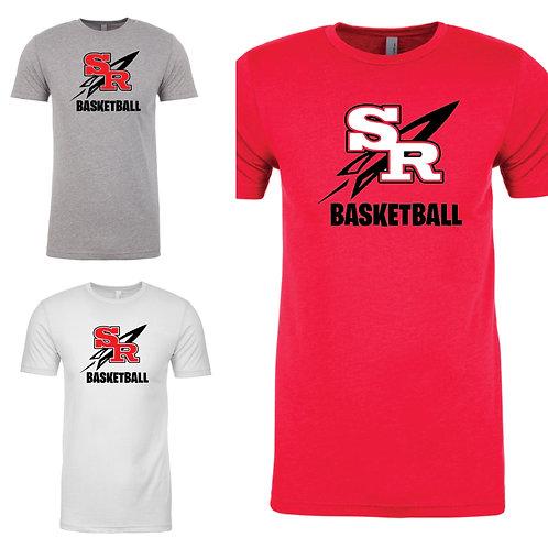 Rockets Basketball Tee (unisex & youth)