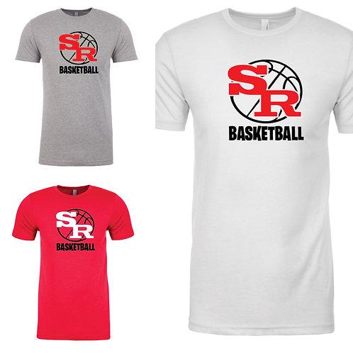 SR Basketball Tee (unisex & youth)