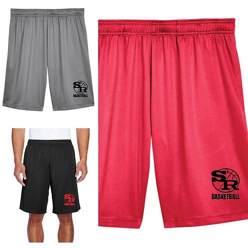 SR Basketball Shorts (unisex & youth)