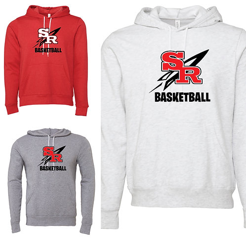 Rockets Basketball Hoodie (unisex & youth)