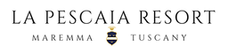 Logo La Pescaia Resort - Trasparente.png