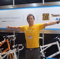 2012年サイクルモード