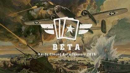 KARDS CLOSED BETA