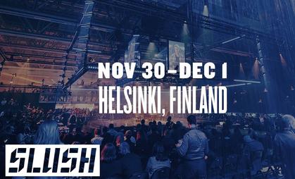 SLUSH HELSINKI 2017