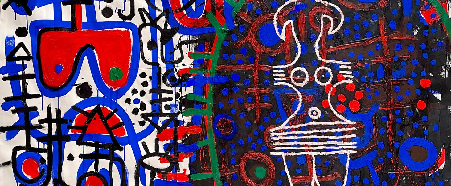 Victor Ekpuk-New Paintings00002.jpeg