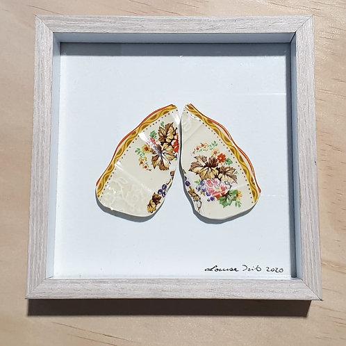 Entomology Series - Vintage Plate Geraldine's Wings
