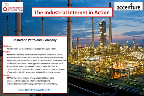 Industrial IoT in Action Case Study