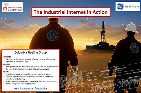 Columbia Pipeline Group IIoT