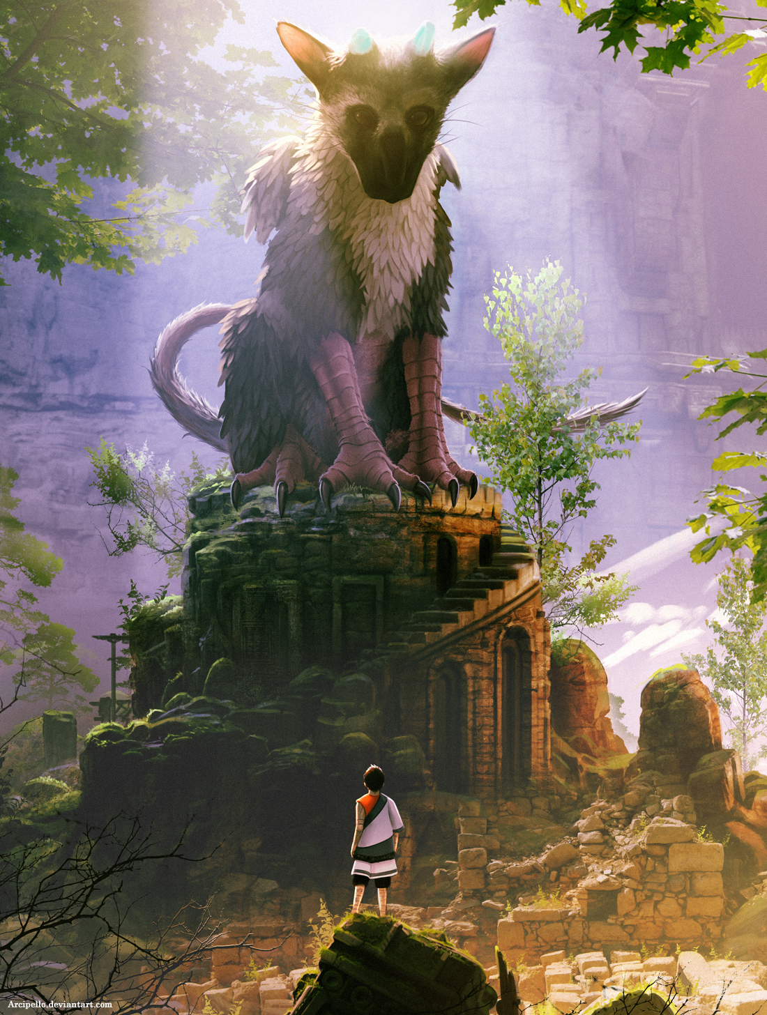 the_last_guardian_by_arcipello-da7z5l3