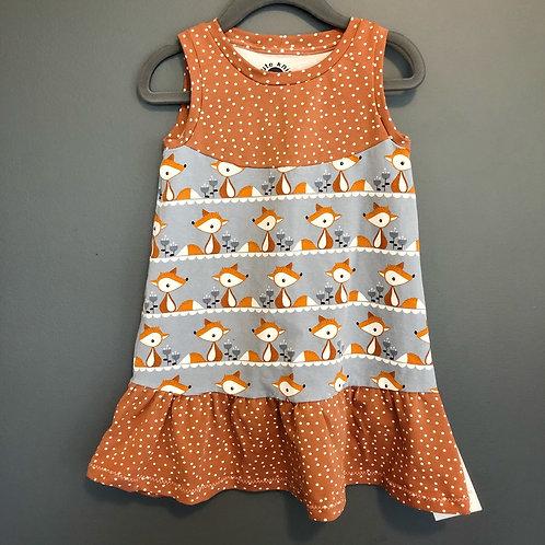 Summer Dress Foxes