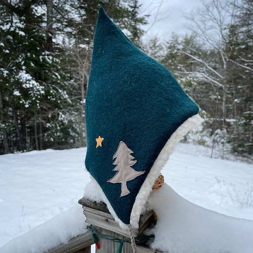 Pixi hat Maine state flag - starting at $36