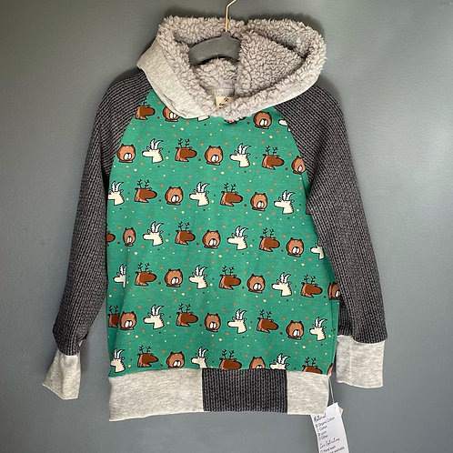 Cozy hoodie - bear