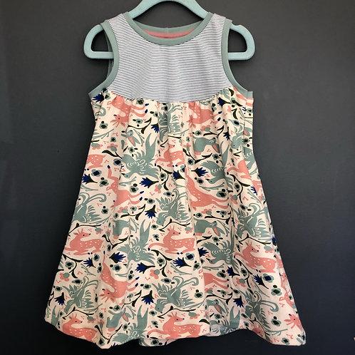 Summer pocket dress