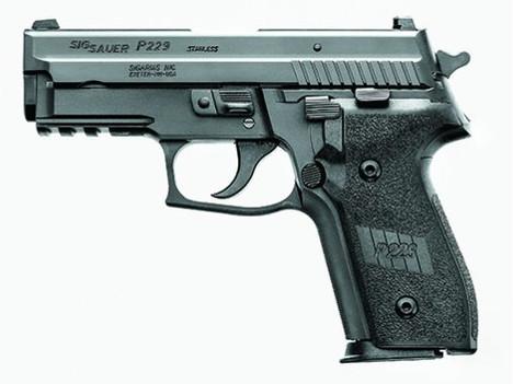 Sig Sauer P229 อาวุธที่ทหารของอเมริกาไว้ใจ