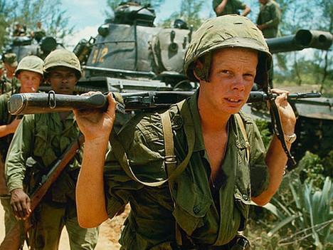 วิวัฒนาการของชุดทหารสหรัฐ