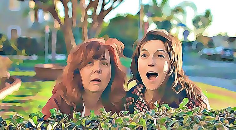 Jane Spot & Geraldine Santini