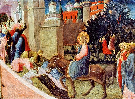 Domenica delle Palme 'De Passione Domini' – Anno B.
