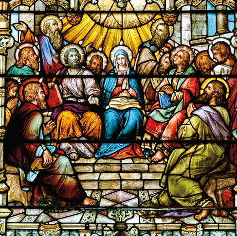 Solennità di Pentecoste – Vangelo – Sequenza (Anno – C)