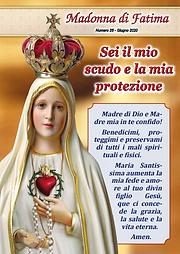 Giornalino Madonna di Fatima - giugno 20